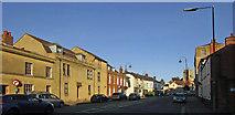 SU0061 : New Park Street, Devizes by Derek Harper