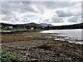 NM5743 : Salen Bay by Andrew Wood