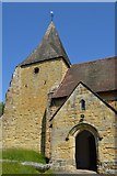 TQ6242 : Old Church of St Peter by N Chadwick