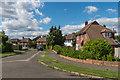 TQ1758 : Glebe Road by Ian Capper