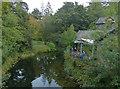 NY3307 : River Rothay, Grasmere by Robin Drayton