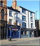 SJ8498 : The Burton Arms, Manchester by JThomas
