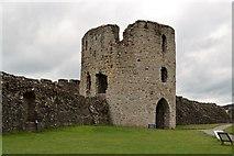 N8056 : Barbican Gate, Trim Castle by N Chadwick
