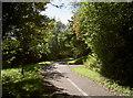 ST6673 : Shared path near the A4174 by Neil Owen