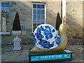 TQ3309 : Snailspace #43 Stanmer House by Paul Gillett