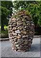 S0524 : Beehive shaped structure, Memorial Garden, Cahir, Co. Tipperary by P L Chadwick