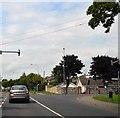 N8057 : R154, R161 junction by N Chadwick