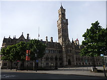 SE1632 : City Hall, Bradford by Stephen Armstrong
