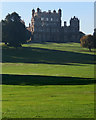 SK5339 : Wollaton Hall on a September morning by John Sutton
