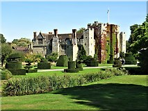 TQ4745 : Hever Castle by G Laird