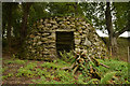 NO0761 : Disused Lime Kiln near Kirkmichael, Perthshire by Andrew Tryon