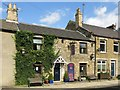 NY8837 : The Blue Bell Inn, St. John's Chapel (2) by Mike Quinn