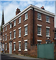 SJ4912 : 16-17 Dogpole, Shrewsbury by Stephen Richards