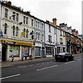 SO3014 : Cross Street Convenience Store, Abergavenny by Jaggery