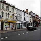 SO3014 : Cross Street Convenience Store, Abergavenny by Jaggery