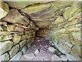 NH7701 : Raitts Souterrain by valenta