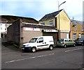SS9399 : Barney's corner shop, Wyndham Street, Tynewydd by Jaggery