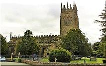 SJ3454 : All Saints' Church, Gresford by Richard Hoare