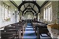 SO9159 : Interior, St James' church, Oddingley by J.Hannan