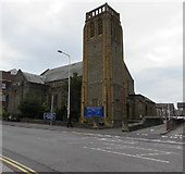 ST3261 : Victoria Methodist Church, Station Road, Weston-super-Mare by Jaggery