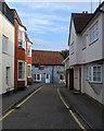 TL5338 : Saffron Walden: Museum Street : Week 40