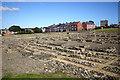 NZ3667 : Arbeia Roman Fort, South Shields by David Kemp