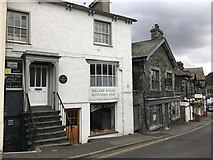 NY3704 : The Office of William Wordsworth in Ambleside by Jennifer Petrie