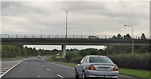 O1566 : Gormanston Road Bridge, M1 by N Chadwick