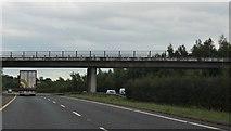 O1664 : Bridge, M1 by N Chadwick