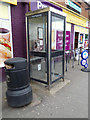 TL9123 : Telephone Box on the B1408 London Road by Adrian Cable