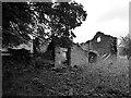 SK1784 : Ruined barn  by Graham Hogg
