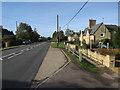 TL3449 : Cambridge Road, Wimpole by Hugh Venables