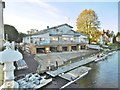SU8586 : Marlow Rowing Club by Mike Faherty