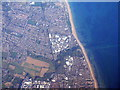 TQ1703 : South Lancing from the air by M J Richardson
