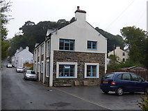 SC4384 : Laxey:  Salmon River Apartments by Dr Neil Clifton