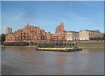 TQ3580 : Ratcliff: Free Trade Wharf, 340 The Highway, E1 (2) by Nigel Cox