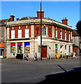 ST5874 : Former bank branch on a Bristol corner by Jaggery