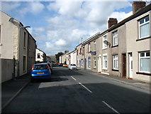 SD1578 : Main Street, Haverigg by David Purchase