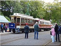 SC4384 : Laxey: The directors' trailer No 59 by Dr Neil Clifton