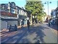 SO9496 : Cycling Through by Gordon Griffiths