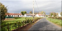 J2533 : Bungalows at Cabra by Eric Jones