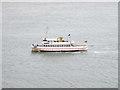 TA0588 : Regal  Lady  heading  up  the  coast  toward  North  Bay by Martin Dawes