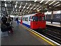 TQ2483 : Queen's Park underground station by Philip Halling