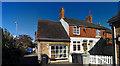 SP8699 : A Trio of homes by Bob Harvey