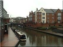 SP0586 : Birmingham Canal Navigations by Fabian Musto