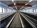SP1983 : Pedestrian Skywalk, Birmingham NEC by Philip Halling