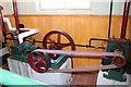 SN2949 : Internal Fire Museum of Power - Petter steam engine by Chris Allen