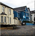 ST3088 : Rear of Axis Chiropractic Clinic, Newport by Jaggery