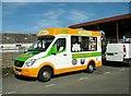 TG5207 : A Lamarti's ice cream van by Evelyn Simak