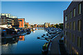 SK9671 : Brayford Pool, Lincoln by Oliver Mills